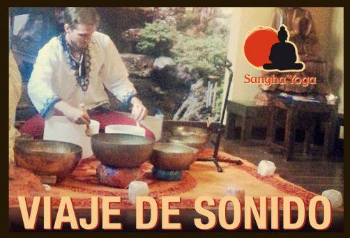 Meditación en Viaje de Sonido con Javi López