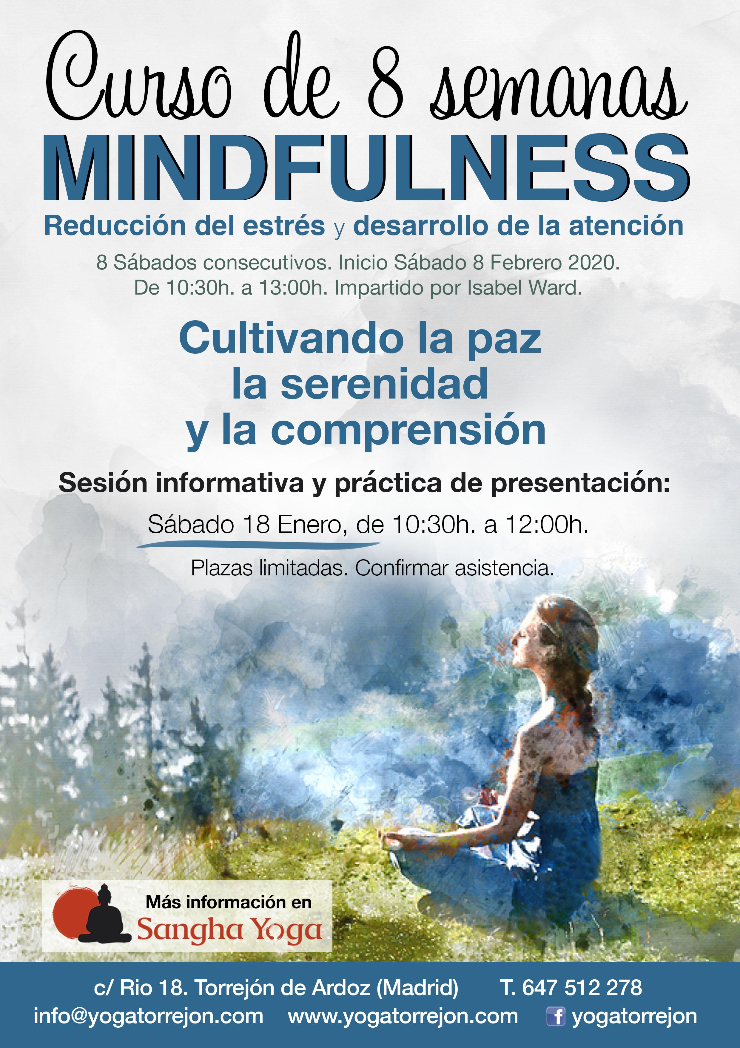 Meditación Mindfulness Torrejón