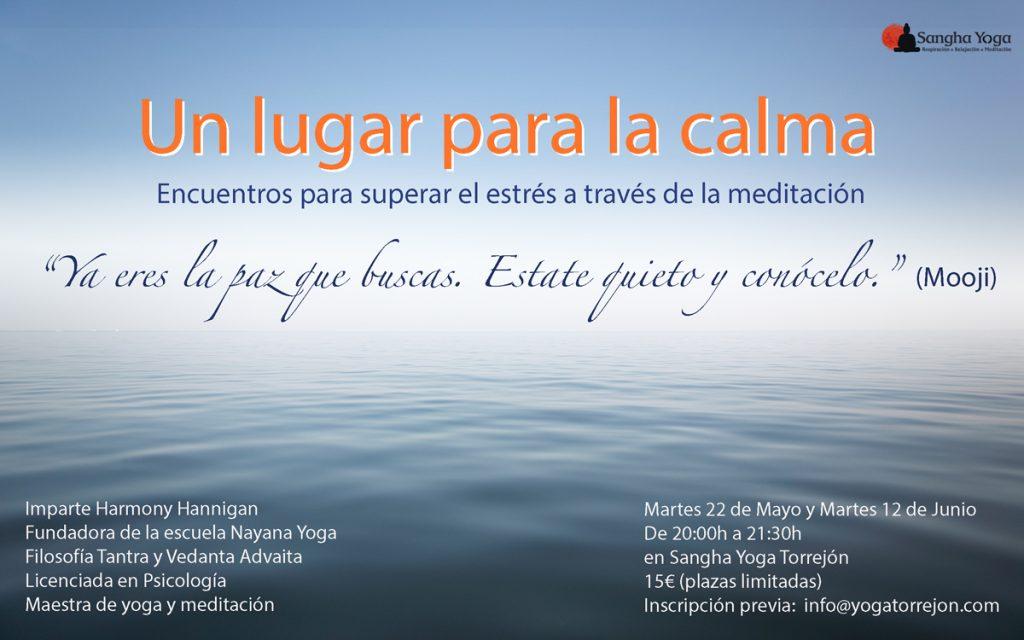 Meditación Calma