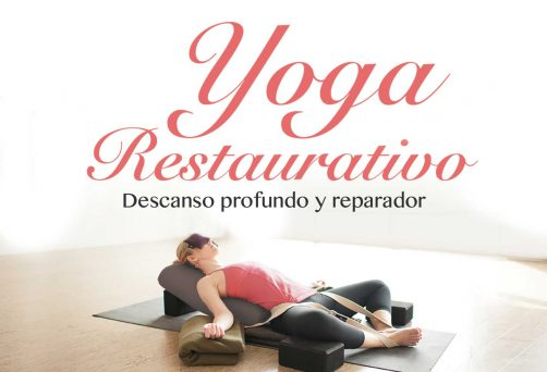 Yoga Restaurativo 15 Febrero