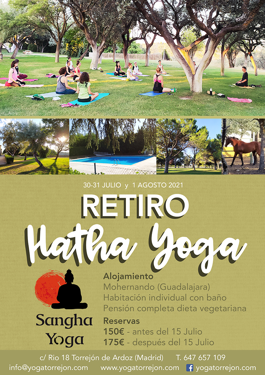 Retiro Sangha Yoga 2021