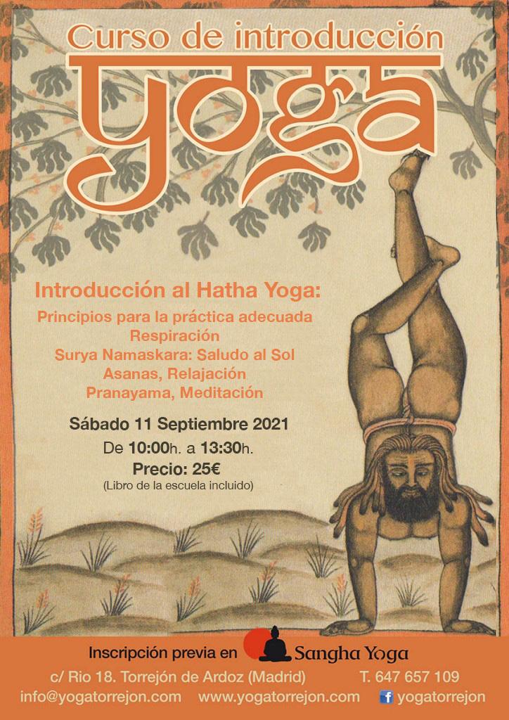Curso-Introducción Yoga